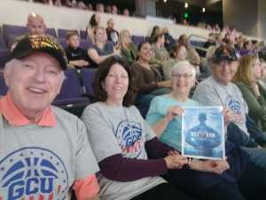 Click To Read More Feedback from Grand Canyon University Lopes vs. Eastern New Mexico - NCAA Men's Basketball -