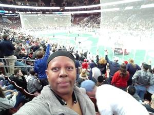 Tiffany attended Philadelphia Wings vs. New England Black Wolves - National Lacrosse League on Feb 16th 2019 via VetTix
