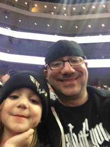 William attended Philadelphia Wings vs. New England Black Wolves - National Lacrosse League on Feb 16th 2019 via VetTix