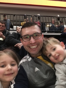 Christopher attended Indiana Pacers vs. Milwaukee Bucks - NBA on Feb 13th 2019 via VetTix