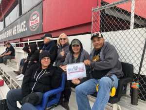 Miguel attended Tucson Speedway - Grand Opening 2019 - Time Tba - * See Notes on Mar 9th 2019 via VetTix