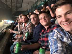 Bart attended Eric Church: Double Down Tour - Country on Apr 12th 2019 via VetTix