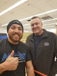 Jesse attended MCW Anniversary 2019 - Live Wrestling - Presented by Maryland Championship Wrestling on Feb 23rd 2019 via VetTix