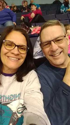 Ronald attended Rochester Knighthawks vs. Calgary Roughnecks - National Lacrosse League on Mar 23rd 2019 via VetTix