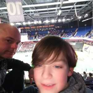 Nathan attended New England Black Wolves vs. Colorado Mammoth - National Lacrosse League on Mar 3rd 2019 via VetTix