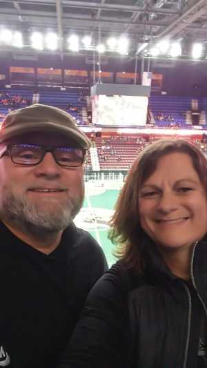 Ken attended New England Black Wolves vs. Colorado Mammoth - National Lacrosse League on Mar 3rd 2019 via VetTix