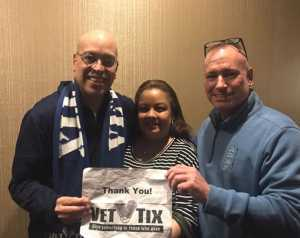 Brian attended Gridiron Sunday - the 2019 Reprise on Mar 3rd 2019 via VetTix