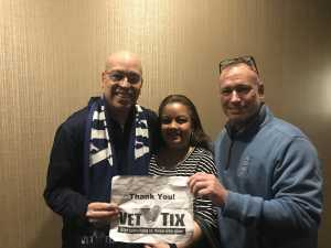 ERIC attended Gridiron Sunday - the 2019 Reprise on Mar 3rd 2019 via VetTix