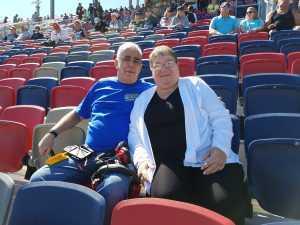 Duane attended TicketGuardian 500 - KB100 - Kurt Busch Fan Appreciation Tickets on Mar 10th 2019 via VetTix
