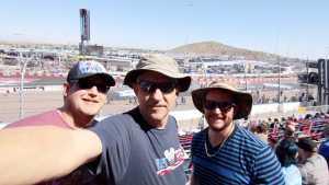 Rich attended TicketGuardian 500 - KB100 - Kurt Busch Fan Appreciation Tickets on Mar 10th 2019 via VetTix