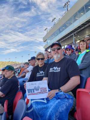 Click To Read More Feedback from TicketGuardian 500 - KB100 - Kurt Busch Fan Appreciation Tickets