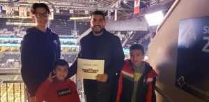 Michael attended Brooklyn Nets vs. Washington Wizards - NBA on Feb 27th 2019 via VetTix