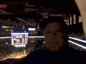 Alexander attended Brooklyn Nets vs. Washington Wizards - NBA on Feb 27th 2019 via VetTix
