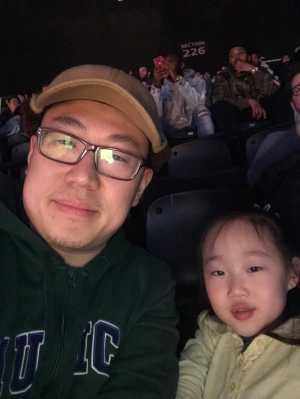 Sueng attended Brooklyn Nets vs. Washington Wizards - NBA on Feb 27th 2019 via VetTix