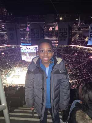 Damion attended Brooklyn Nets vs. Washington Wizards - NBA on Feb 27th 2019 via VetTix