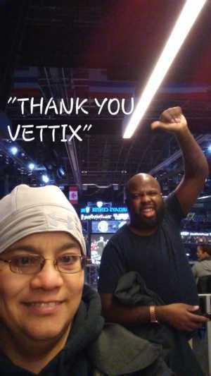 LOIDA attended Brooklyn Nets vs. Washington Wizards - NBA on Feb 27th 2019 via VetTix