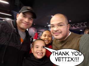 Jeffrey attended Brooklyn Nets vs. Washington Wizards - NBA on Feb 27th 2019 via VetTix