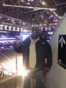 James attended Brooklyn Nets vs. Washington Wizards - NBA on Feb 27th 2019 via VetTix