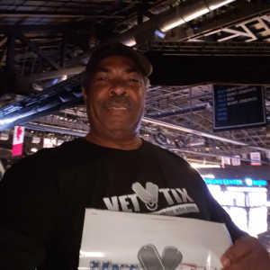 David attended Brooklyn Nets vs. Washington Wizards - NBA on Feb 27th 2019 via VetTix