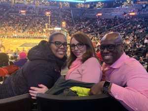 Bertram attended Brooklyn Nets vs. Washington Wizards - NBA on Feb 27th 2019 via VetTix