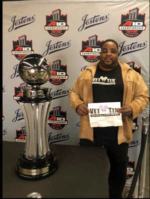 Click To Read More Feedback from Atlantic 10 Championship - Second Round - NCAA Basketball