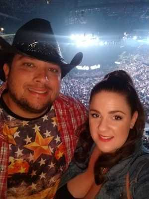 Kyle attended Eric Church - Double Down Tour on May 17th 2019 via VetTix