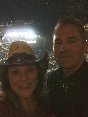 Paul attended Eric Church Double Down Tour on May 18th 2019 via VetTix