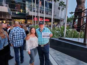 WILLIAM attended Eric Church Double Down Tour on May 18th 2019 via VetTix