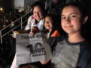 Alejandro attended Eric Church Double Down Tour on May 18th 2019 via VetTix