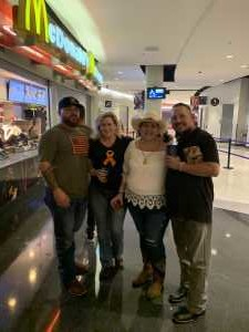 Paul G attended Eric Church Double Down Tour on May 18th 2019 via VetTix