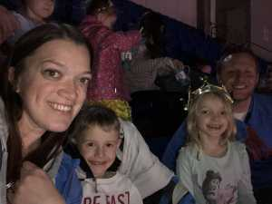 Andrew attended Disney On Ice: Worlds of Enchantment on Mar 7th 2019 via VetTix