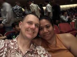 Drake attended Hawaii Symphony Orchestra - Superhero Soundtrack on Mar 8th 2019 via VetTix