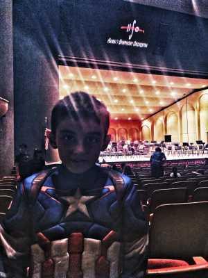 Brian attended Hawaii Symphony Orchestra - Superhero Soundtrack on Mar 8th 2019 via VetTix