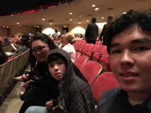 Eldreds attended Hawaii Symphony Orchestra - Superhero Soundtrack on Mar 8th 2019 via VetTix