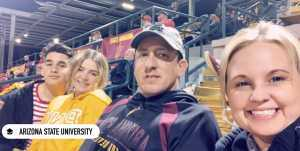 Curtis attended Arizona State Sun Devils vs. Lehigh - NCAA Women's Softball - ASU Invitational Day 3 - MILITARY APPRECIATION on Mar 9th 2019 via VetTix