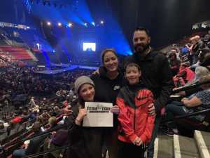 Click To Read More Feedback from Chris Tomlin Holy Roar Tour