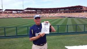 Click To Read More Feedback from Chicago White Sox vs. Milwaukee Brewers - MLB Spring Training