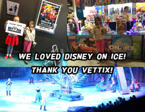 Click To Read More Feedback from Disney on Ice Presents Worlds of Enchantment - Ice Shows