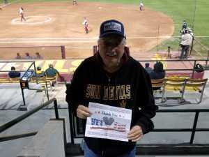 Click To Read More Feedback from Arizona State Sun Devils vs. New Mexico State - NCAA Women's Softball - ASU Invitational Day 2