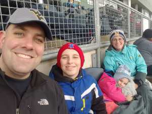 William attended Philadelphia Union vs. Toronto FC - Home Opener - MLS on Mar 2nd 2019 via VetTix
