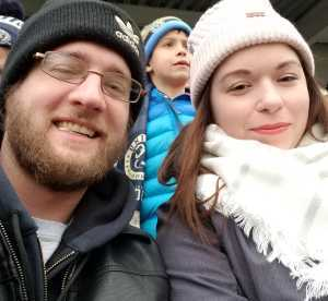 Matthew attended Philadelphia Union vs. Toronto FC - Home Opener - MLS on Mar 2nd 2019 via VetTix