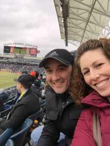 Jose attended Philadelphia Union vs. Toronto FC - Home Opener - MLS on Mar 2nd 2019 via VetTix