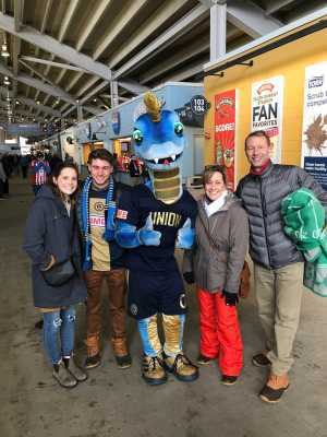 Ray attended Philadelphia Union vs. Toronto FC - Home Opener - MLS on Mar 2nd 2019 via VetTix
