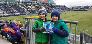 Dan attended Philadelphia Union vs. Toronto FC - Home Opener - MLS on Mar 2nd 2019 via VetTix