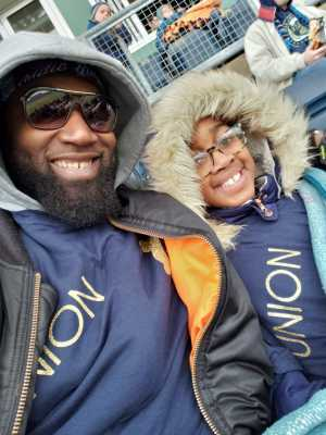 Anthony attended Philadelphia Union vs. Toronto FC - Home Opener - MLS on Mar 2nd 2019 via VetTix