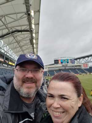 Joseph attended Philadelphia Union vs. Toronto FC - Home Opener - MLS on Mar 2nd 2019 via VetTix