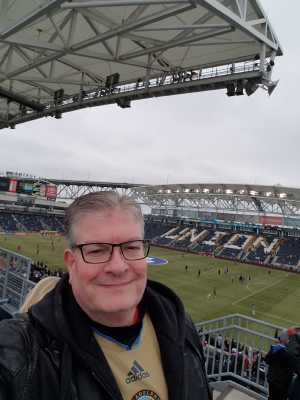 Timothy attended Philadelphia Union vs. Toronto FC - Home Opener - MLS on Mar 2nd 2019 via VetTix