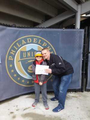 Click To Read More Feedback from Philadelphia Union vs. Toronto FC - Home Opener - MLS