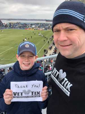Brian attended Philadelphia Union vs. Toronto FC - Home Opener - MLS on Mar 2nd 2019 via VetTix