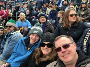 Donald attended Philadelphia Union vs. Toronto FC - Home Opener - MLS on Mar 2nd 2019 via VetTix